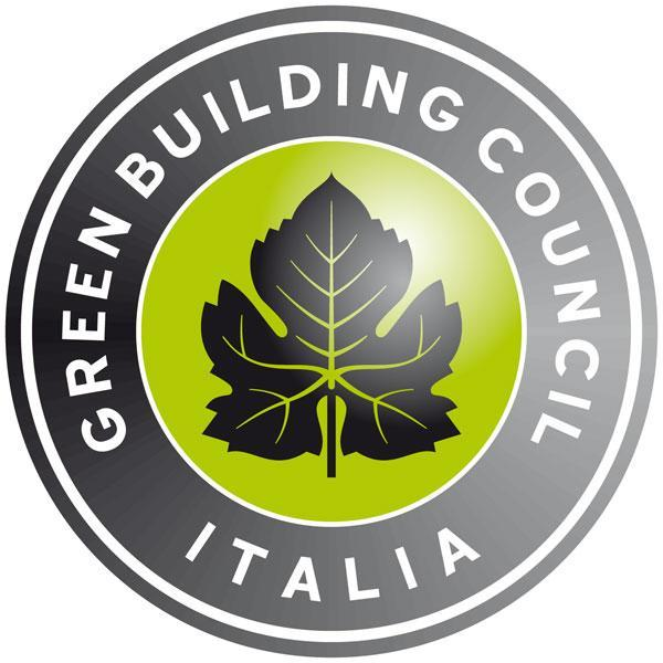 Logo del Green Building Council Italia, GBC